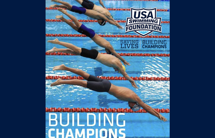 Thank you to The Swimming Foundation for your continued support